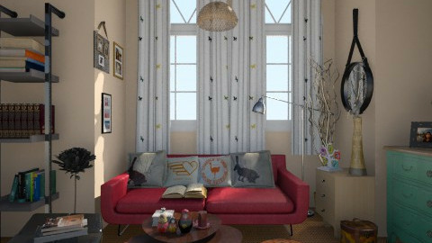 L 2 - Living room - by SeVen Up_709