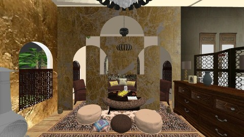 Oazis Living room - Living room - by DMLights-user-1468788