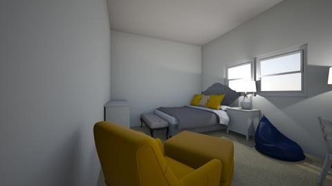 Madisen - Bedroom  - by SassHouston