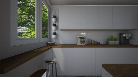 selyem - Kitchen  - by Anna2525