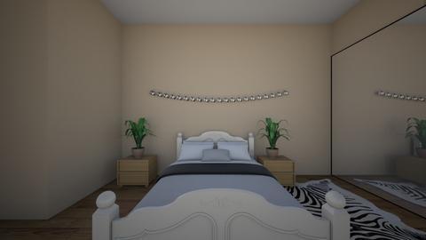 my dream bedroom - by elina_9712