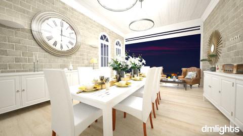 Dining - Dining room - by DMLights-user-984050