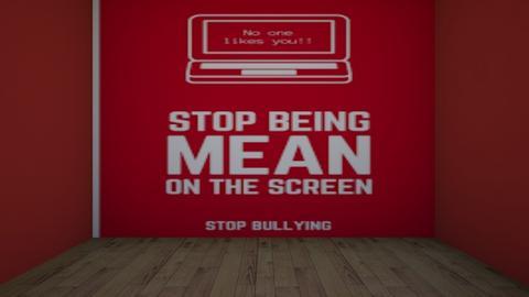 STOP CYBERBULLING - Classic - by Itsavannah