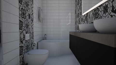MPANIA - Bathroom  - by matina1976