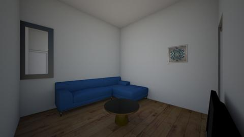 My basic design - Living room  - by pontes1090