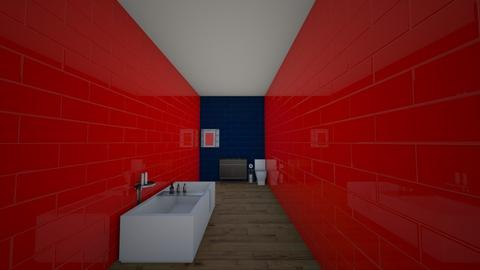 Batheroom - Bathroom - by Hezakya gary