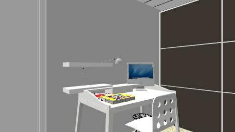 Study Room Victorino II - Eclectic - Office  - by Amatyst