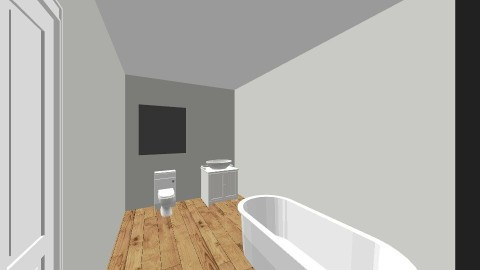 3 bed house3 bedrooms - Minimal - by Robtait1983