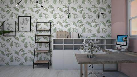 cute office - Office  - by erladisgudmunds