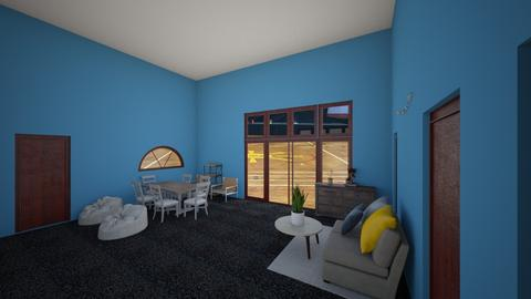 JS Best Room - Living room  - by launch calm space
