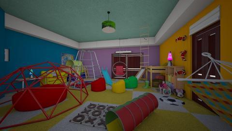 Child Fun - Modern - Kids room  - by Goonerette89