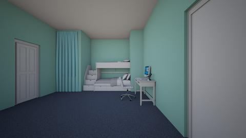Modern ish - Living room  - by wwq