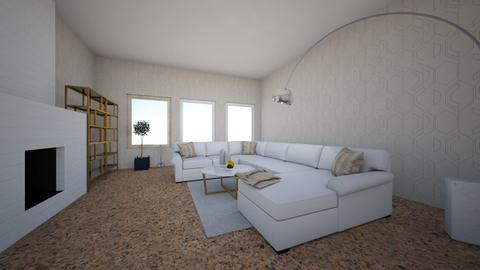 new home - Living room  - by ele8282