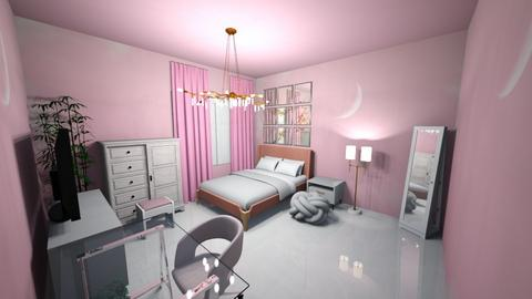 pink 0o3 - Classic - Bedroom  - by alexa0921