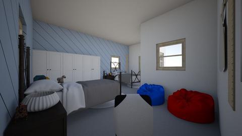 TWINNING - Classic - Kids room  - by aaiieess