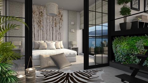 Indoor Plant room - Bedroom  - by bigmama14