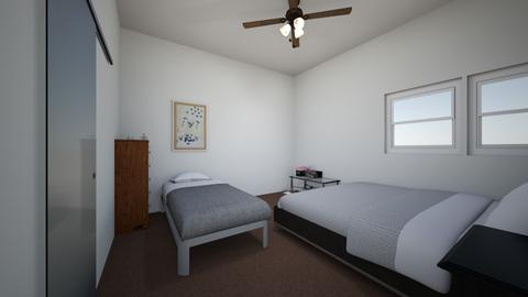 Rainas room - Bedroom  - by Rainahoe