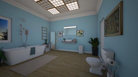 New House Bathroom - Bathroom  - by abbylee44