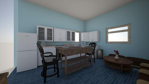kitchen final - Kitchen  - by ajones1