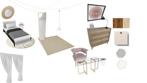 dorm room - by juliacarfagno