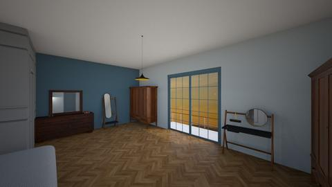 bedroom - by BessieG