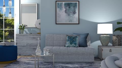 Futon _4 - Living room  - by milyca8