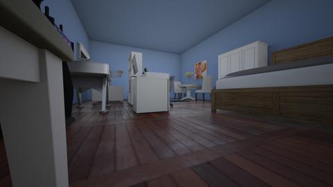 Cozy Bedroom - Bedroom  - by Zeetalina