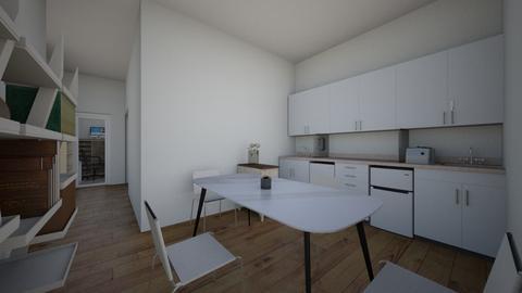 DAPUR KIRI - Modern - Kitchen  - by djokos