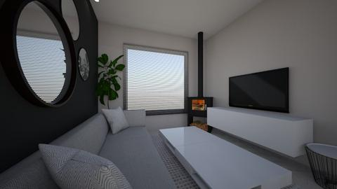 Emostraat 3 - Living room - by Michelledgraaf