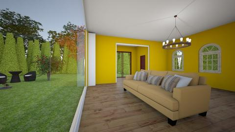 b - Living room  - by MatrixDc