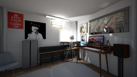studio - by Fethaja