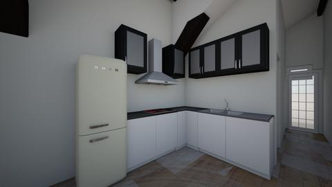 project2 - Kitchen - by carmino