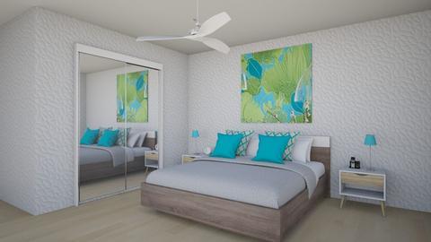 Hotel Thalassa - Modern - Bedroom  - by Fran03