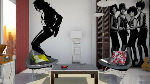 Soul design - Living room - by Noella Louisy