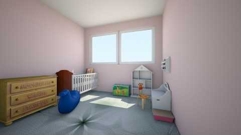 kate room - Kids room - by se7enfloor