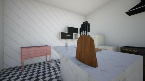 1 - Kitchen  - by lanaiahubbard