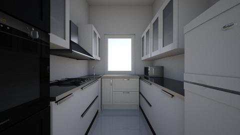 kit 3 - Kitchen - by ishan1