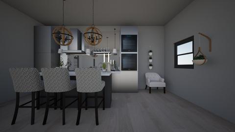 Students house - Modern - Kitchen - by Marlisa Jansen