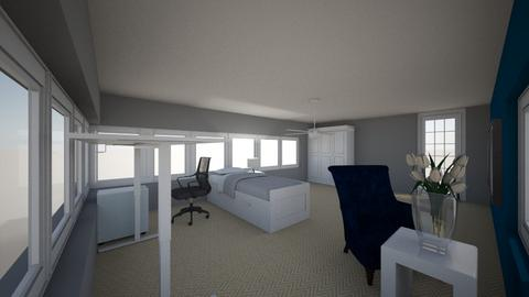 adnan s room  - Modern - Bedroom  - by adnan99