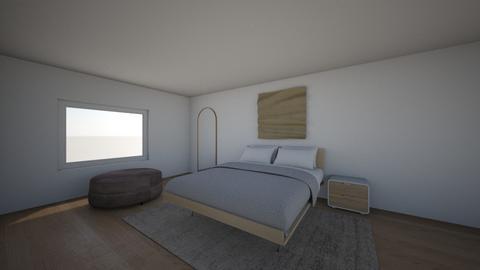 Alec and Cynthia Bedroom - Bedroom  - by cynabonna