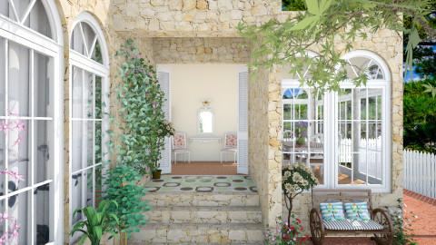 Casa da Vovo - Country - Garden - by Mariesse Paim