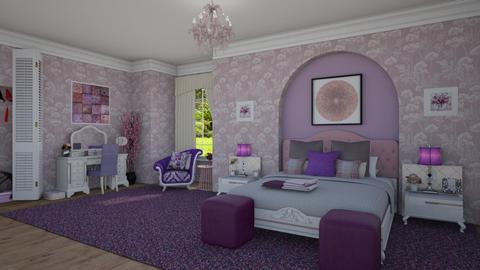 pp bedroom - by Christine Keller