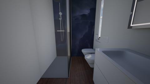 bagno vero - Bathroom  - by natanibelung