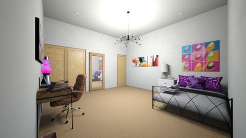 Teen Room - Living room  - by Sophia_Pavate_