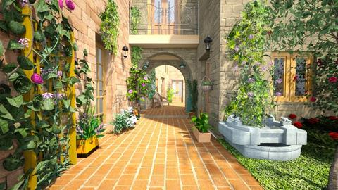 Toscane - Classic - Garden - by Bibiche