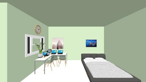 QuanDesign_11 - Country - Bedroom  - by POGBA456