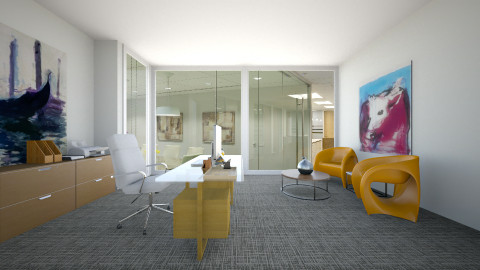 Law Firm Office - Modern - Office - by design360