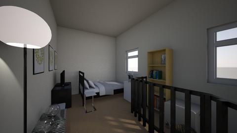 Redesign - Bedroom  - by etta