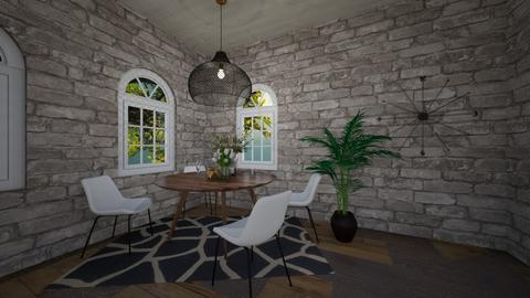 Nice dining room - Dining room  - by Roomplaner321
