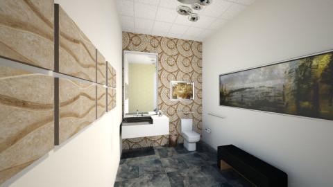 Bathroom - Eclectic - Bathroom  - by marixani